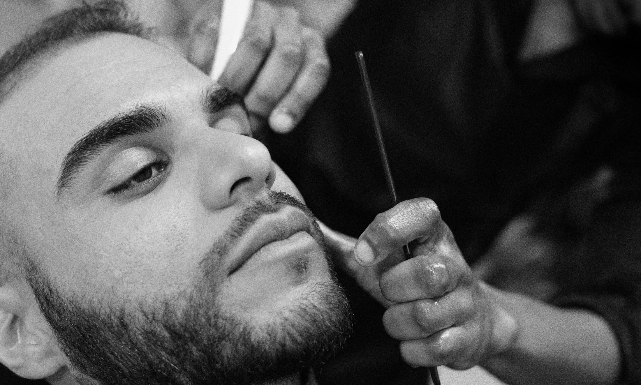 manbitious hair oils, beard oils, promoclip door karsten missot